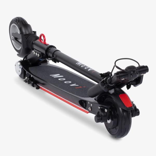 moovi escooter zusammengeklappt