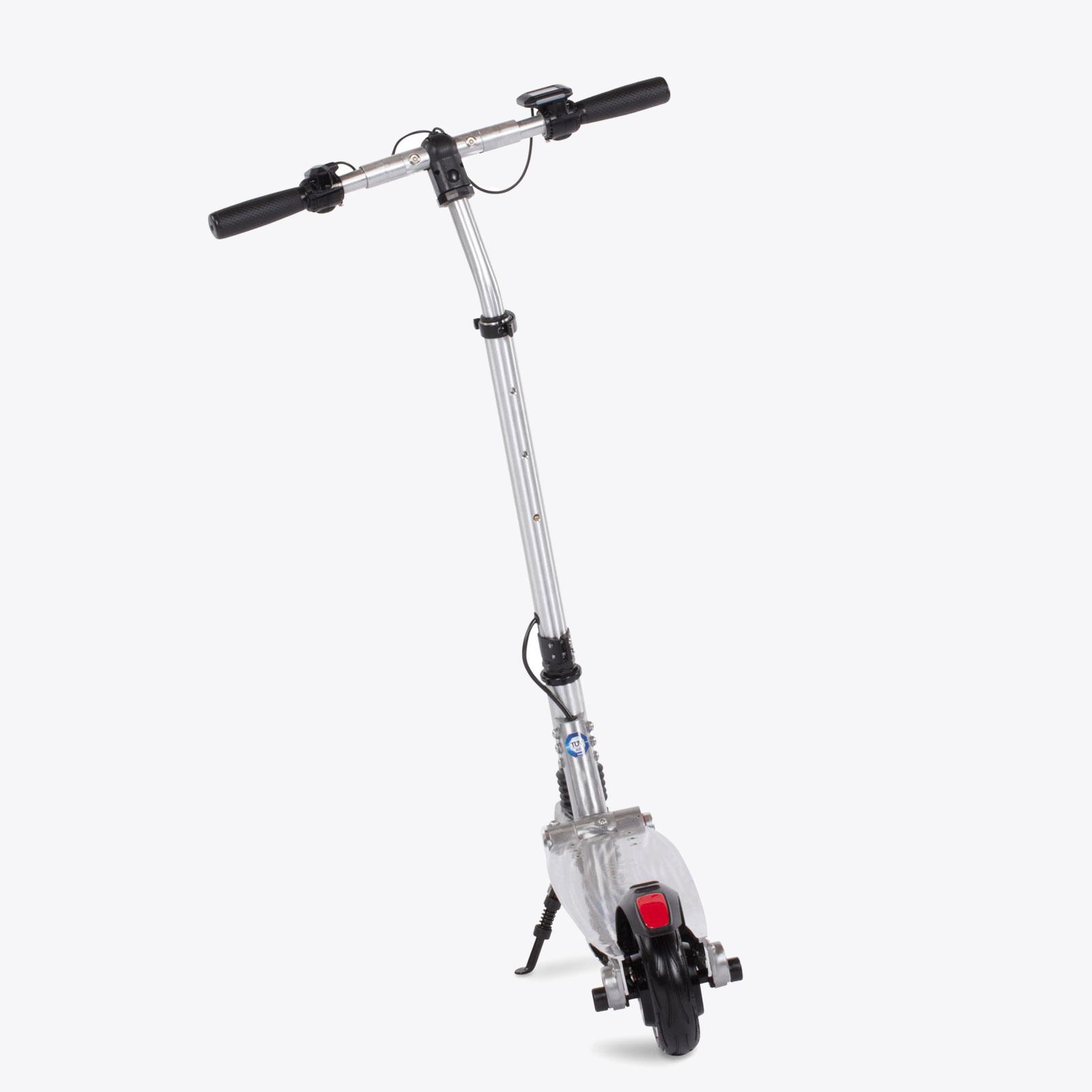 moovi-escooter-silber-hinten