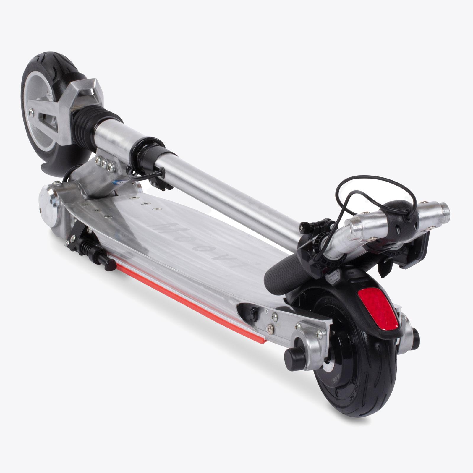 moovi-escooter-silber-zusammengeklappt