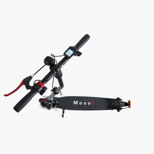 moovi escooter stvo strassenzulassung bremse lenker licht
