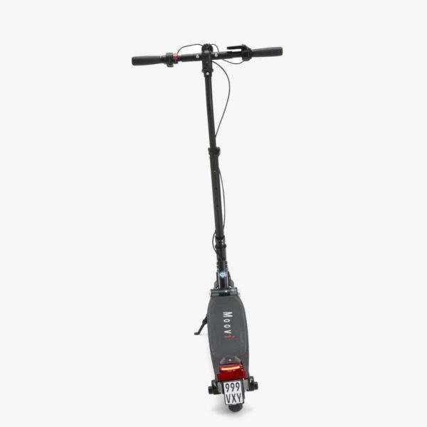 moovi escooter stvo strassenzulassung hinten kennzeichen