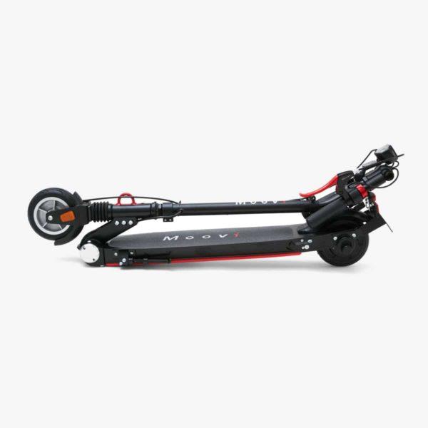 moovi escooter stvo strassenzulassung zusammengeklappt klappmechanismus