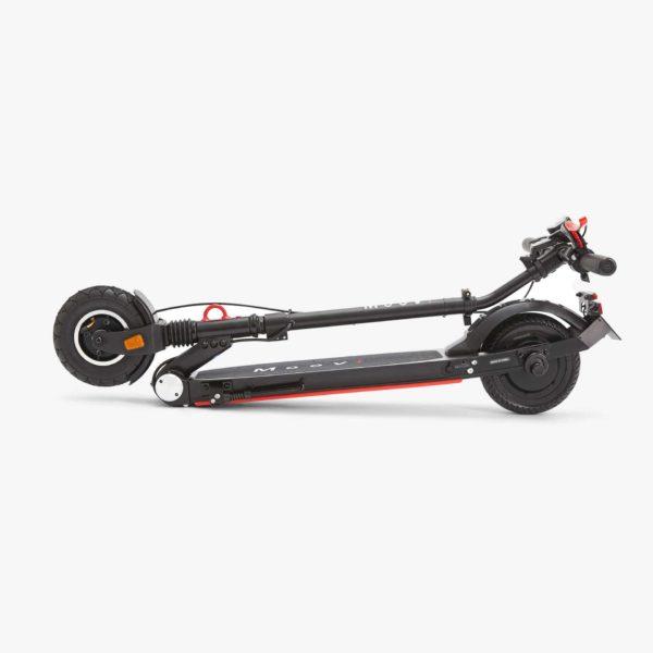 moovi escooter stvo pro strassenzulassung zusammengeklappt klappmechanismus