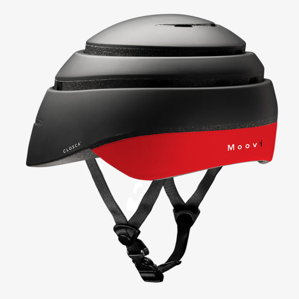 Moovi x Closca Loop faltbarer E-Scooter Helm
