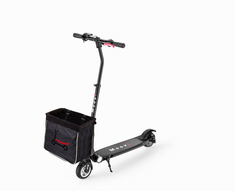 Mit dem MoovIt Systemhalter lassen sich super leicht eigene Transportmöglichkeit erschaffen