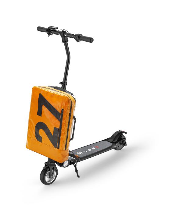 moovi escooter haltesystem wasserdichte tasche