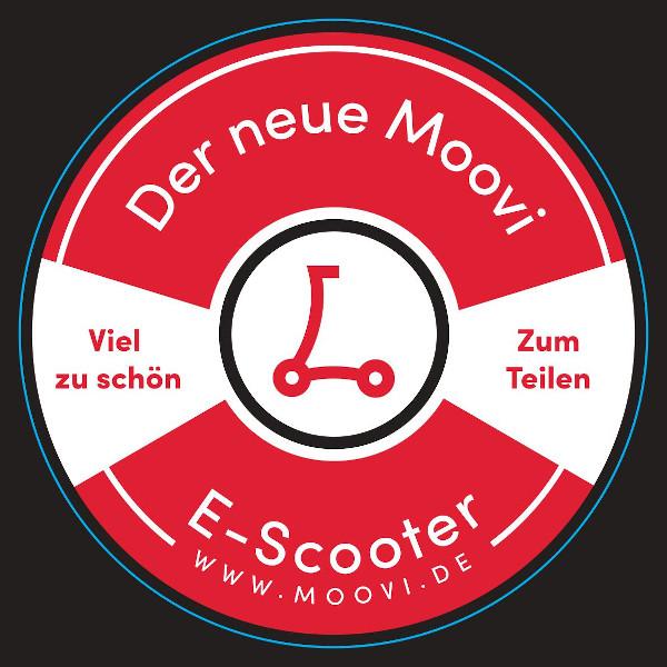 moovi escooter corona notsharingiscaring staysafe eroller stvo sicher