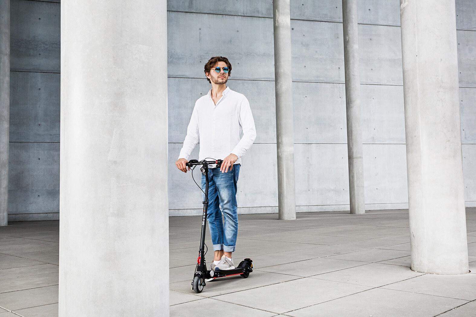Wo dürfen E-Scooter gefahren werden?