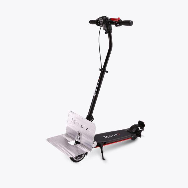 moovi escooter moovi mini gepaecktraaeger front