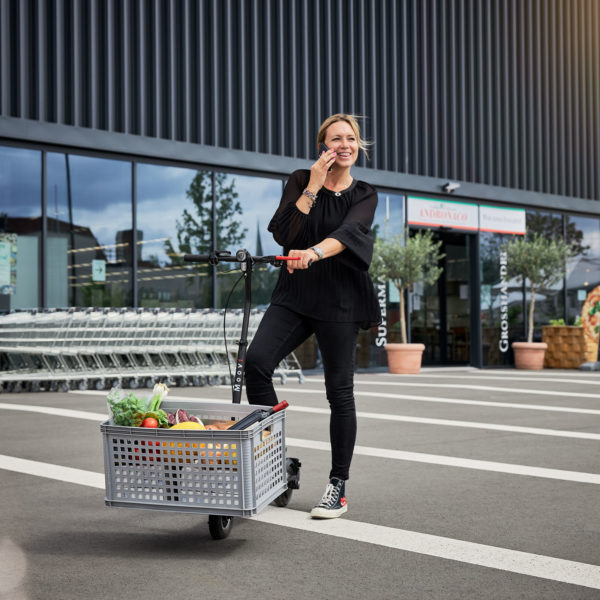 moovit moovi escooter lastensysstem gepaecktraeger einkaeufe shop