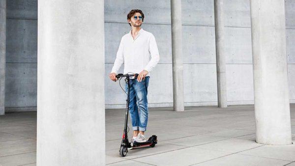 E-Scooter Moovi Mini 2021