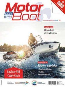 Test von E-Scootern wie Moovi auf Booten im Motorbootemagazin