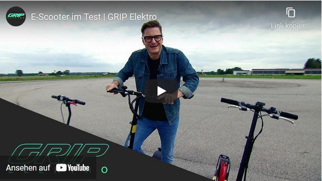 Grip Test Moovi E-Scooter