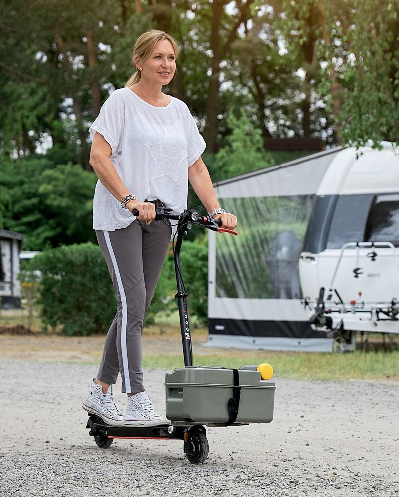 E-Scooter für Camper