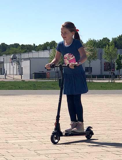 e-Scooter für Kinder ab 12 Jahre